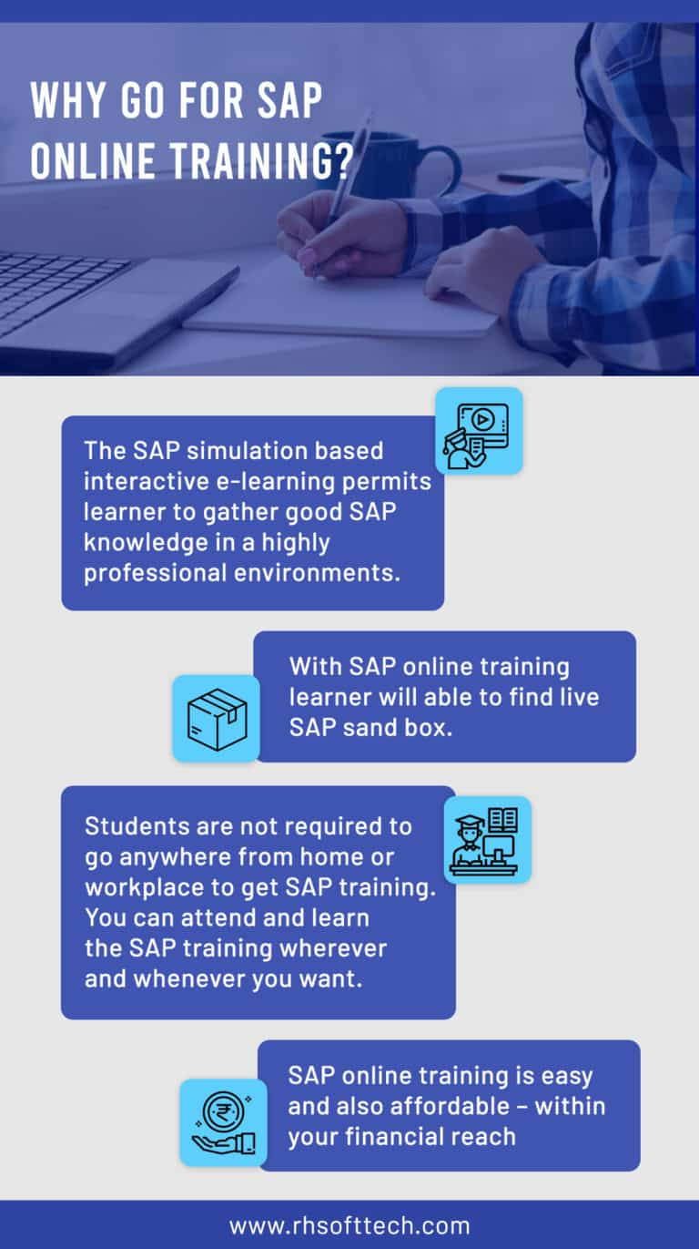 why go for sap online training